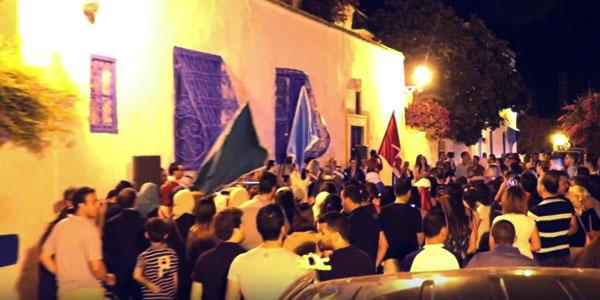 Inauguration des circuits culturels à Sidi Bou Saïd