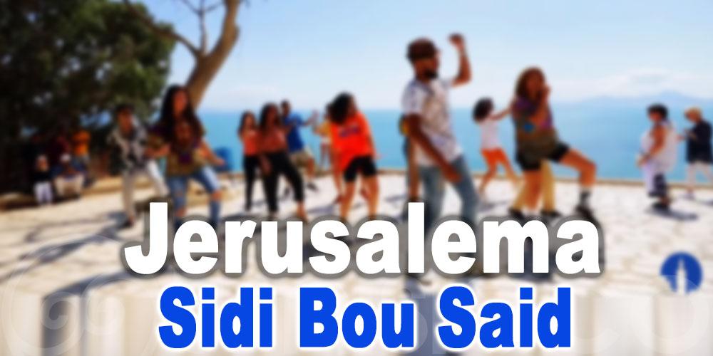 En vidéo: le Flashmob de la fameuse Jerusalema sur les collines de Sidi Bou Said