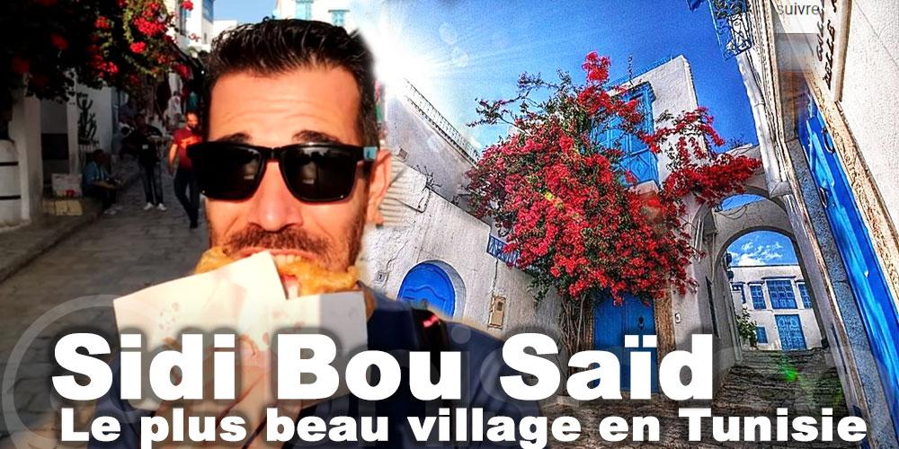 En vidéo: Sidi Bou Saïd, le plus beau village en Tunisie
