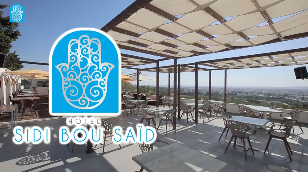 Découvrez le nouveau Lounge de l'hôtel Sidi Sidi Bou Saïd