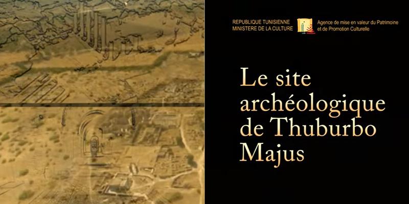 Découvrez en vidéo l'histoire du site archéologique Thuburbo Majus