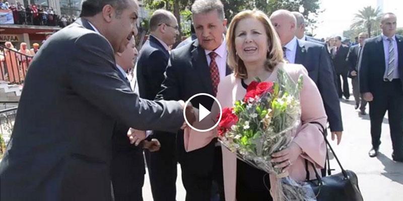 Salma Elloumi invitée de marque du Salon du Tourisme et des Voyages d'Alger