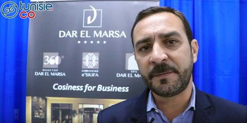 Interview de M. Skander Mestiri, Directeur Général, hôtel Dar El Marsa