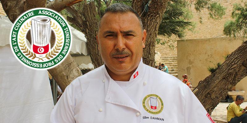Chef Slim Dahmen de l'ATPAC parle de l'événement culinaire Les Mets de Mai