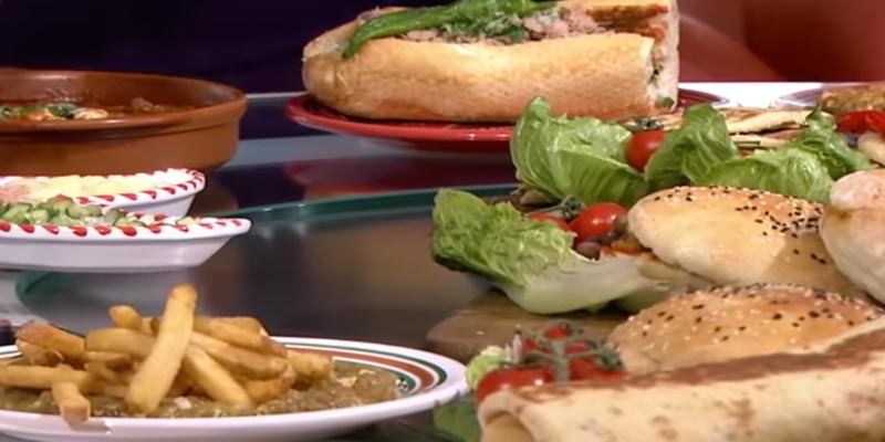 En vidéo : Le Street Food Tunisien à l'honneur sur Al Arabiya