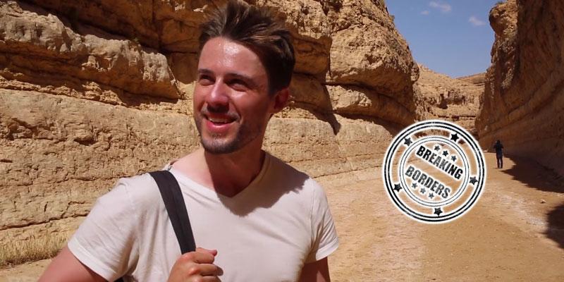 Breaking Borders  à la découverte de Tamerza au Sud tunisien