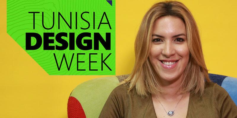 Sonia Hfaiedh présente la première édition du Tunisia Design Week