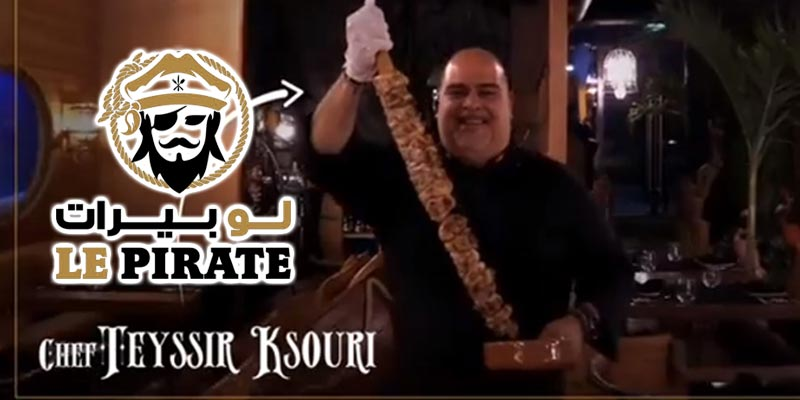 Découvrez Le Pirate, le nouveau restaurant de Teyssir Ksouri à Dubai