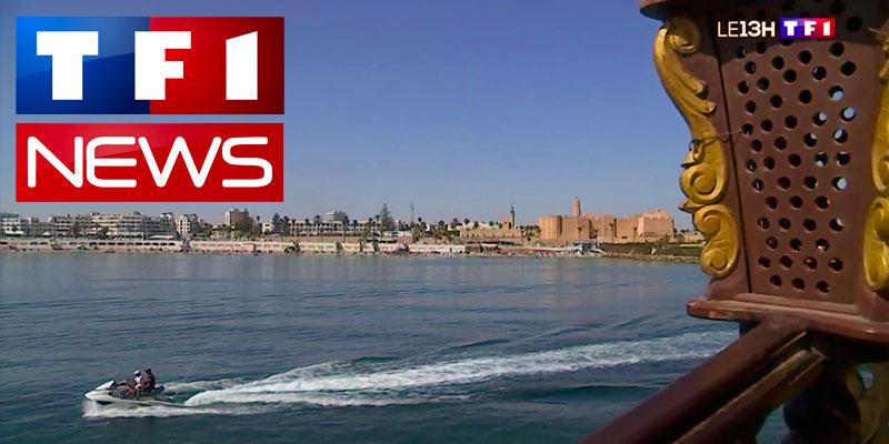 Le Sahel Tunisien à la une du journal de TF1
