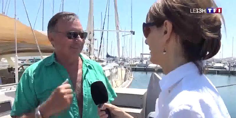 Reportage TF1: La Tunisie, j'y suis j'y reste