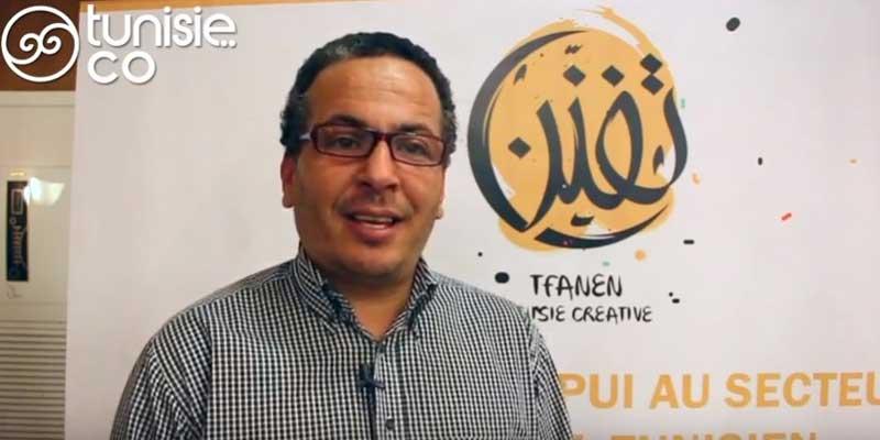 Dhaw Ben Ali Ouni, participant au Lab Tfanen Djerba