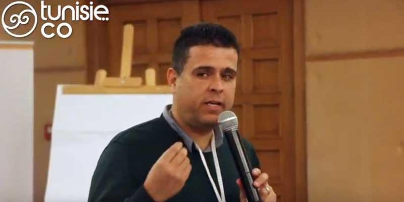 Bacem Hbaieb Facilitateur du programme Tfanen à Djerba