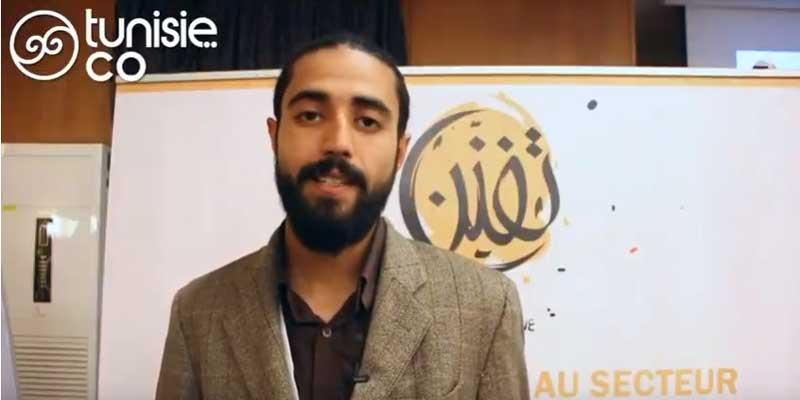 Firas Nasfi participant au Lab Tfanen Djerba