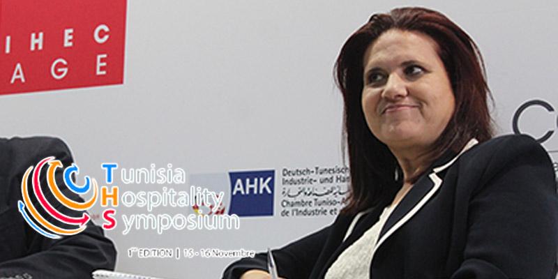 Tunisia Hospitality Symposium présenté par Dr Cherifa Lakhoua