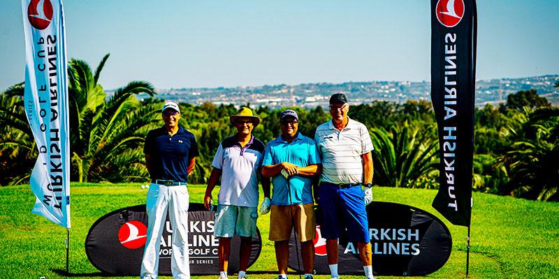 En vidéo : La Turkish Airlines World Golf Cup à Hammamet