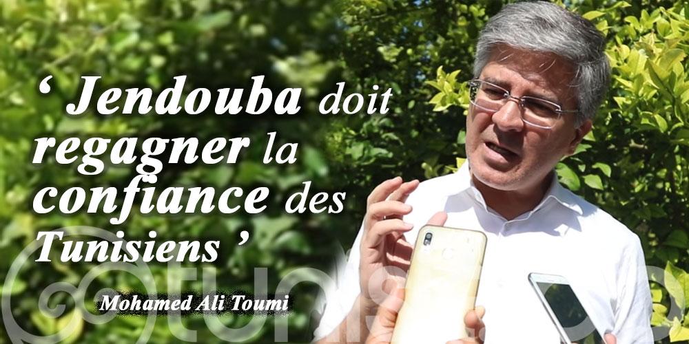 Toumi: Jendouba doit regagner la confiance des Tunisiens