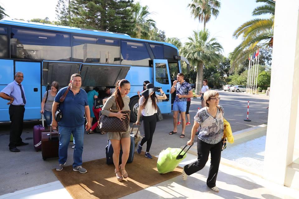 Le retour des touristes en vidéo sur Medi1TV Afrique