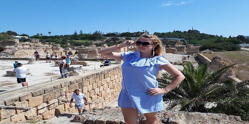 Mahdia et Tunis vues par une touriste Slovaque