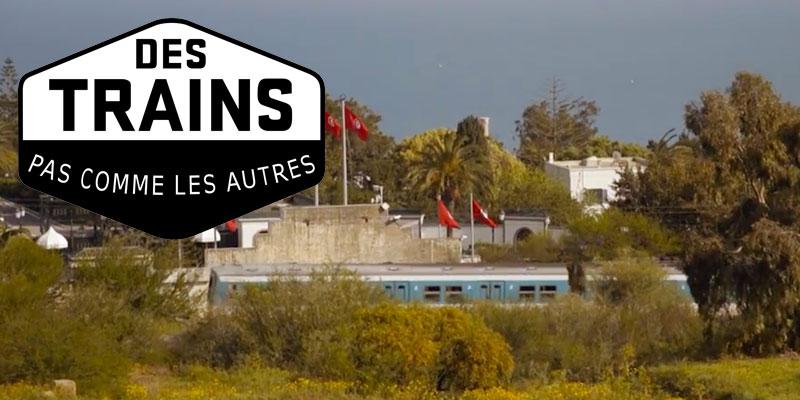 Des trains pas comme les autres spécial Tunisie sur France 5