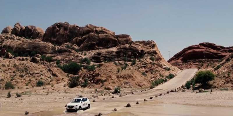 RoadTrip de la Tunisie byMorris Garages et The Tunisians