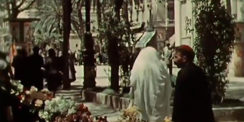 Une balade à Tunis de l'année 1938