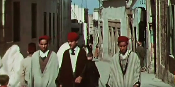 A quoi ressemblait la Tunisie en 1938 ?