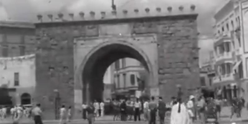 La Tunisie des années 40 aux yeux d'un touriste français