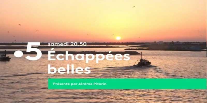 En vidéo : Echappées Belles en Tunisie présenté par Jerome Pitorin