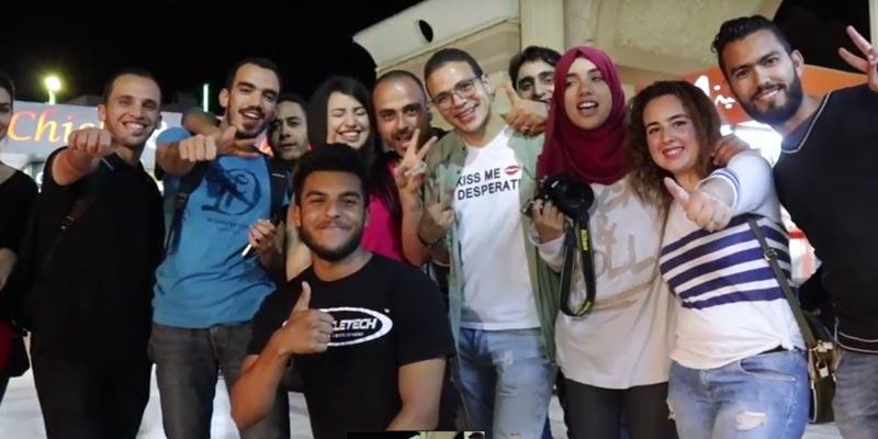 El Kantaoui by Night vu par des Tunisiens