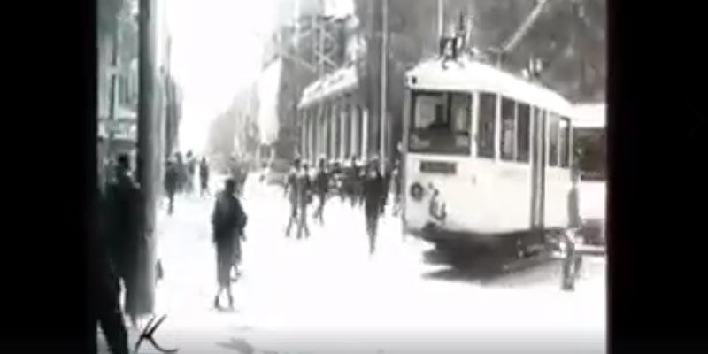 Découvrez cette vidéo rare de Tunis d'antan