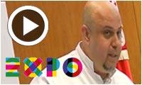 Chef Wafik Belaid parle de Tourisme culinaire et du programme à l'EXPO MILAN 2015