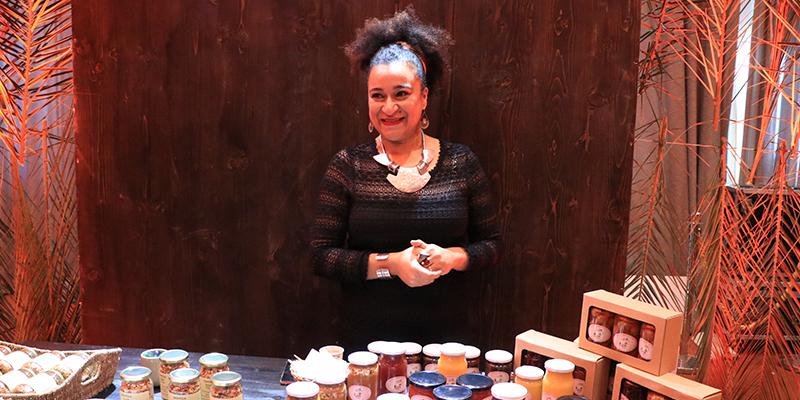 En vidéo : Mme. Rim Rkik, exposante au salon WING