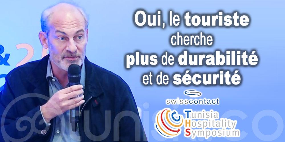Yves Matthijs : Oui, le touriste cherche plus de durabilité et de sécurité