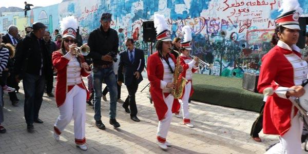 En vidéo : Zaghouan, cité des Arts 2016-2017